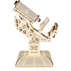 Microscope maquette 3D...