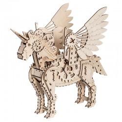 Licorne modèle 3D mobile en...