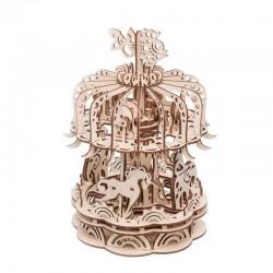 Carrousel maquette 3D...