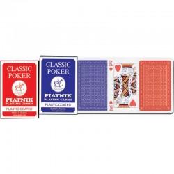 Cartes Classic Poker Piatnik