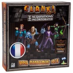 Clank ! Upper Management...