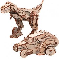 Dinocar - Puzzle 3D Mr...
