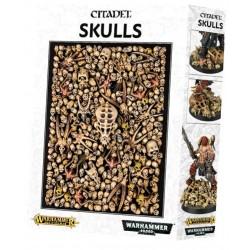 Warhammer - Citadel Skulls
