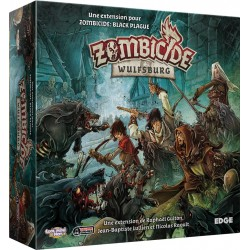 Zombicide Black Plague :...